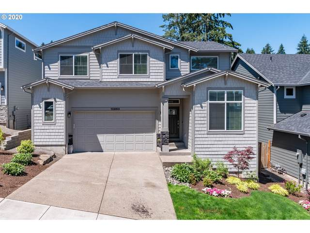 12863 SW 133RD Ave, Tigard, OR 97223 (MLS #20132459) :: Next Home Realty Connection