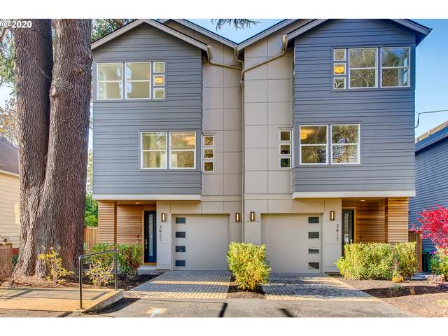 3821 SE 43RD Ave A&B, Portland, OR 97206 (MLS #20135025) :: The Galand Haas Real Estate Team