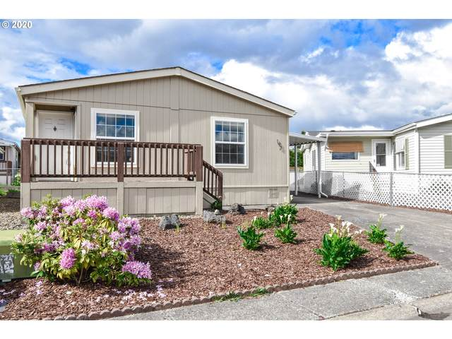 1699 N Terry St Space 192, Eugene, OR 97402 (MLS #20143495) :: Song Real Estate