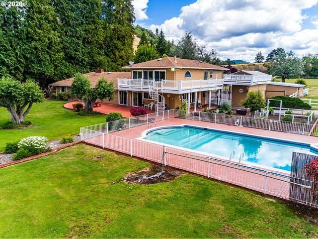 240 Akin Ln, Roseburg, OR 97471 (MLS #20143705) :: Townsend Jarvis Group Real Estate