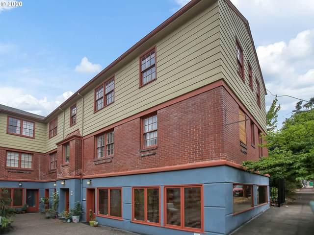 5400 NE 30TH Ave NE #106, Portland, OR 97211 (MLS #20148474) :: Gustavo Group