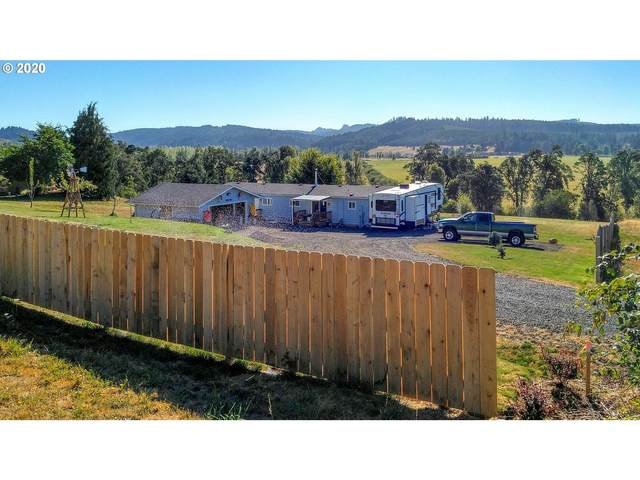 80491 Old Lorane Rd, Eugene, OR 97405 (MLS #20150152) :: Townsend Jarvis Group Real Estate