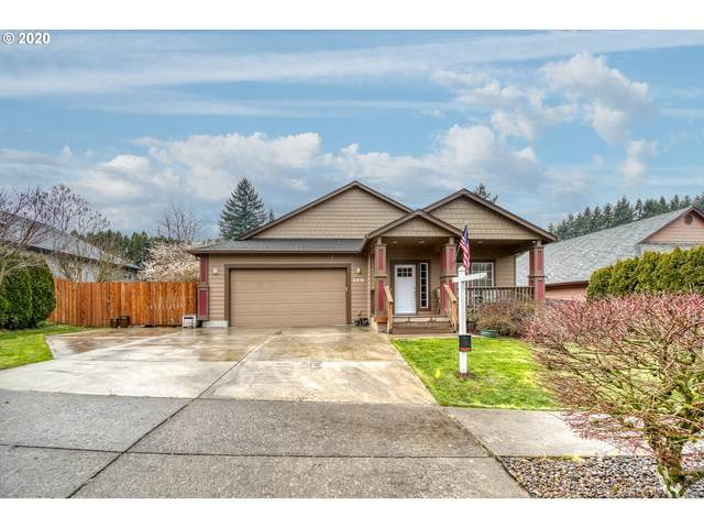 2412 NE 123RD Ct, Vancouver, WA 98684 (MLS #20151409) :: Next Home Realty Connection