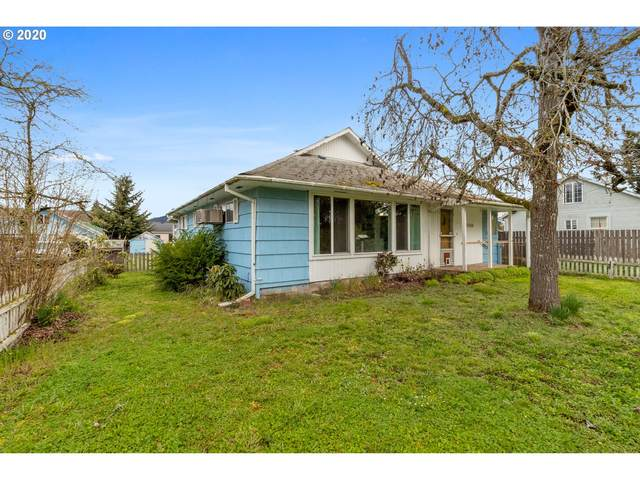 2163 Laura St, Springfield, OR 97477 (MLS #20152048) :: Song Real Estate