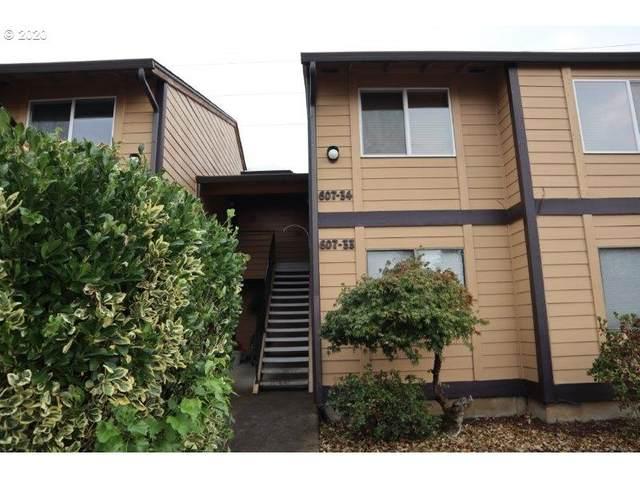 607 SE 121ST Ave #34, Vancouver, WA 98683 (MLS #20152162) :: Stellar Realty Northwest