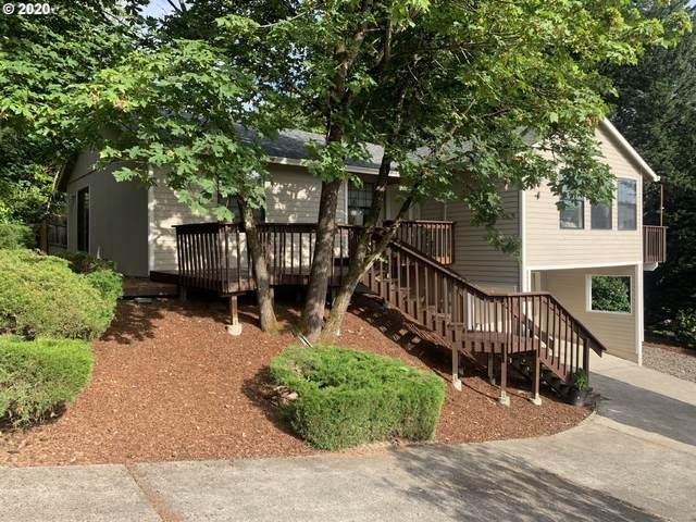 4136 SW Huber St, Portland, OR 97219 (MLS #20154933) :: Holdhusen Real Estate Group