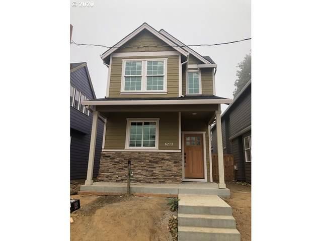 6273 N Fessenden St, Portland, OR 97203 (MLS #20155418) :: The Galand Haas Real Estate Team