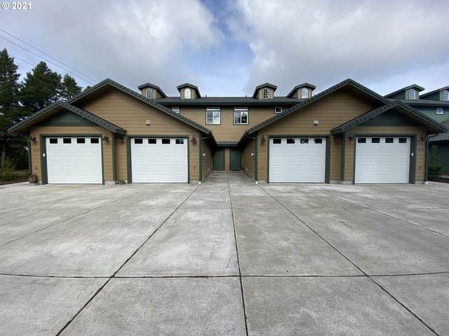 1666 32ND St, Florence, OR 97439 (MLS #20155771) :: Beach Loop Realty