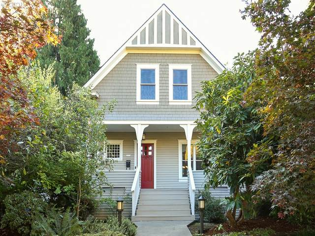 2934 SE Salmon St, Portland, OR 97214 (MLS #20162217) :: Stellar Realty Northwest