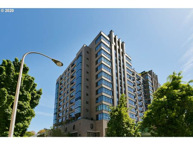 333 NW 9TH Ave #1212, Portland, OR 97209 (MLS #20164997) :: Townsend Jarvis Group Real Estate