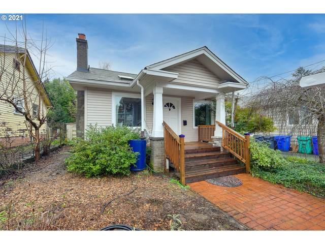 4002 SE Gladstone St, Portland, OR 97202 (MLS #20169182) :: Stellar Realty Northwest