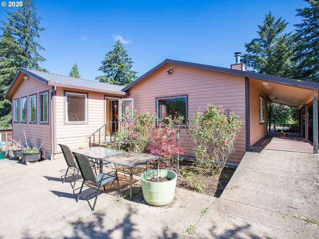 13451 S Union Hall Rd, Canby, OR 97013 (MLS #20172385) :: Fox Real Estate Group