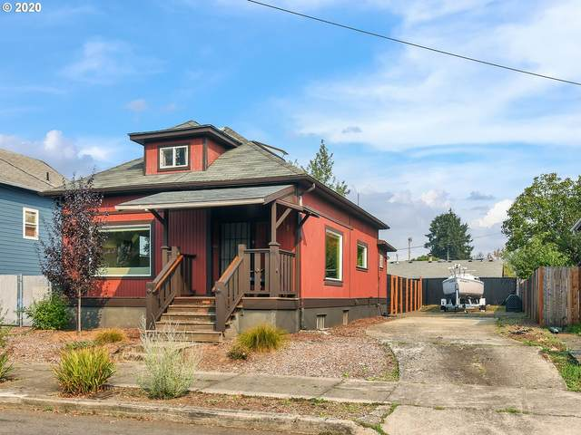 615 N Webster St, Portland, OR 97217 (MLS #20172660) :: Song Real Estate