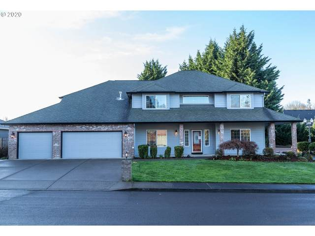 4613 NW 135TH Cir, Vancouver, WA 98685 (MLS #20176232) :: Next Home Realty Connection