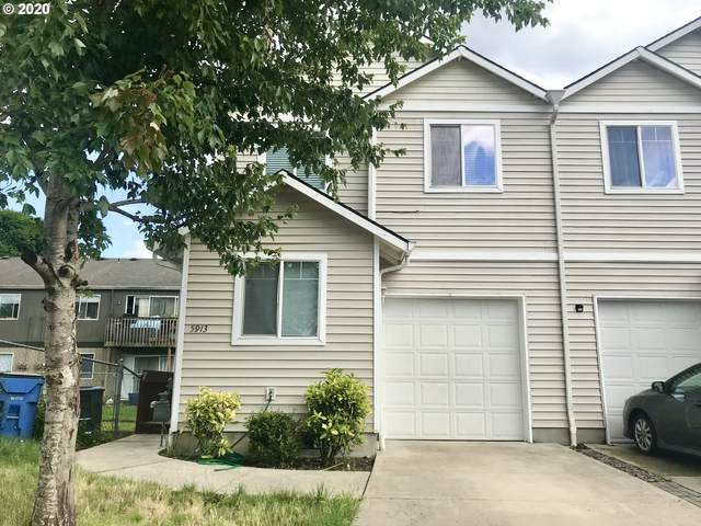 5913 NE 33RD Cir, Vancouver, WA 98661 (MLS #20180306) :: Fox Real Estate Group