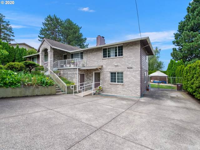 7621 SE 112TH Ave, Portland, OR 97266 (MLS #20181356) :: Real Tour Property Group