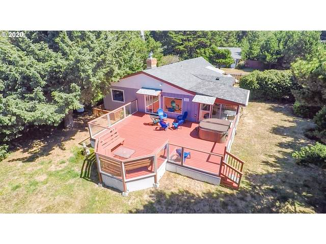 11710 NE Beverly Dr, Newport, OR 97365 (MLS #20183065) :: Townsend Jarvis Group Real Estate