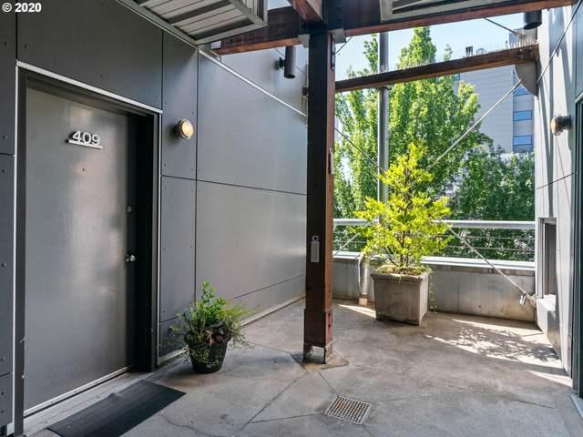 725 NW Flanders St #409, Portland, OR 97209 (MLS #20185966) :: TK Real Estate Group