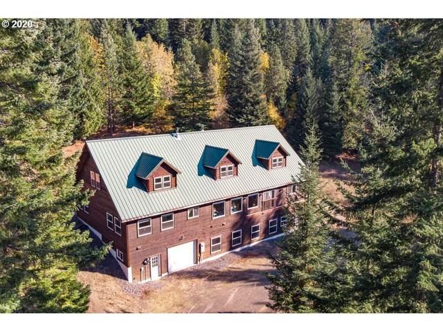 27 Cedar Springs Rd, Trout Lake, WA 98650 (MLS #20186982) :: Brantley Christianson Real Estate