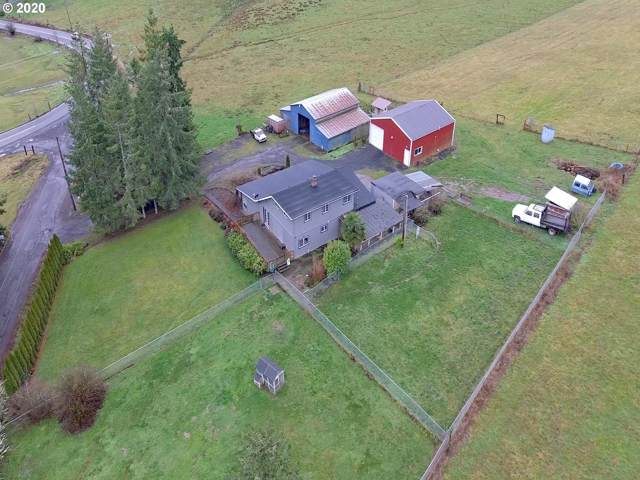 68261 Holbrook Rd, Rainier, OR 97048 (MLS #20191417) :: McKillion Real Estate Group