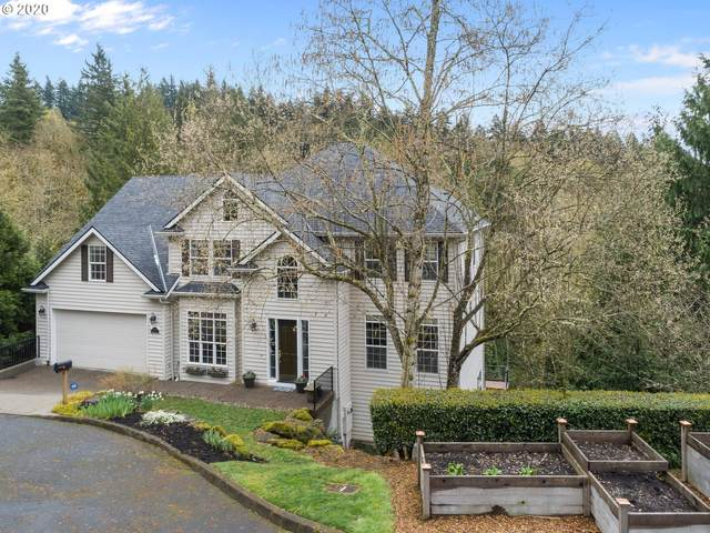 2620 SW 64TH Pl, Portland, OR 97225 (MLS #20192184) :: The Galand Haas Real Estate Team