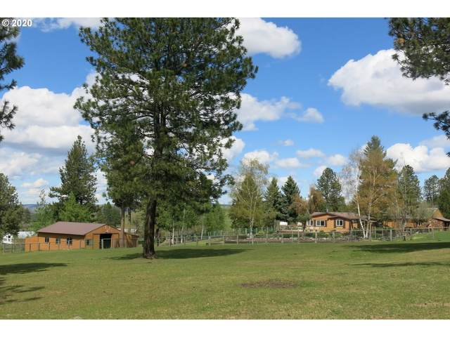 61149 Tucker Down Rd, Joseph, OR 97846 (MLS #20197576) :: Song Real Estate