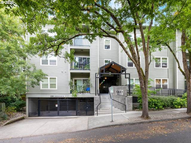 1441 SW Clay St #102, Portland, OR 97201 (MLS #20201109) :: Premiere Property Group LLC