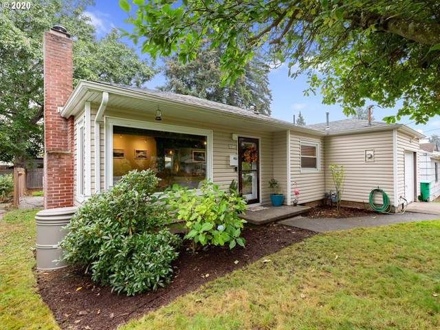 10136 N Buchanan Ave, Portland, OR 97203 (MLS #20207953) :: Next Home Realty Connection