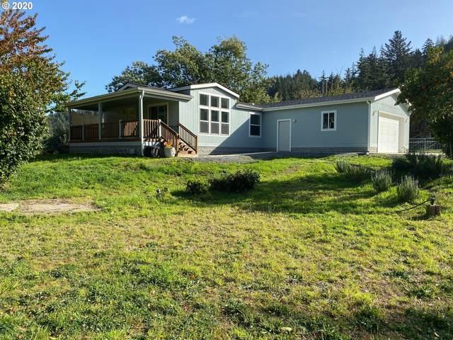 93633 Elk River Rd, Port Orford, OR 97465 (MLS #20210616) :: Gustavo Group