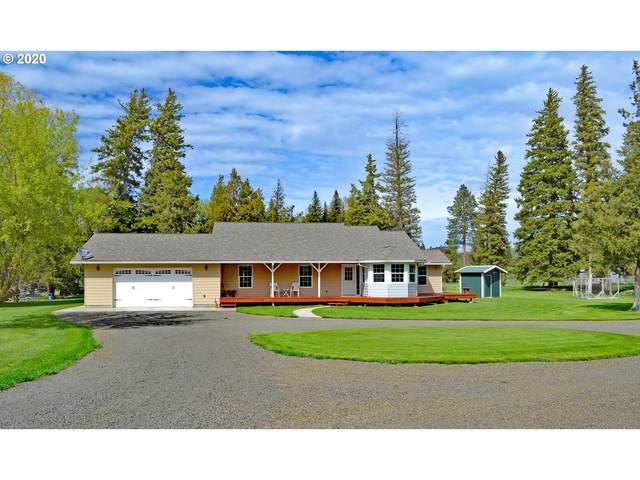 65289 Green Valley Rd, Enterprise, OR 97828 (MLS #20211419) :: McKillion Real Estate Group