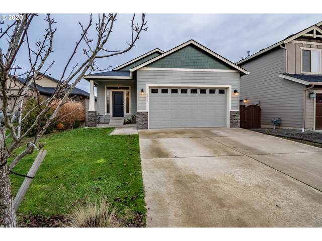 2246 NE 50TH Cir, Vancouver, WA 98663 (MLS #20213290) :: Next Home Realty Connection