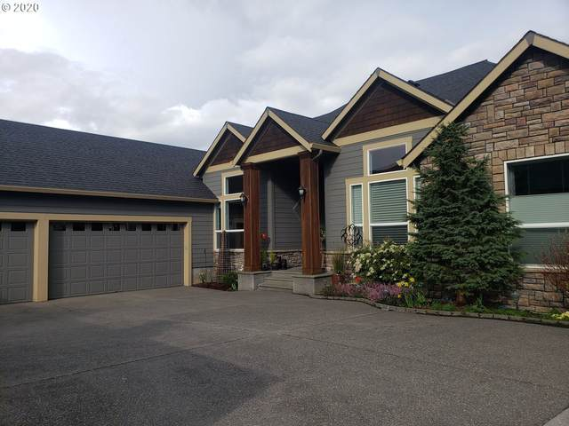 12213 NW 24TH Ave, Vancouver, WA 98685 (MLS #20214423) :: Change Realty
