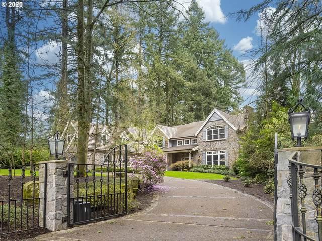 11708 S Summerville Ave, Portland, OR 97219 (MLS #20219327) :: TK Real Estate Group