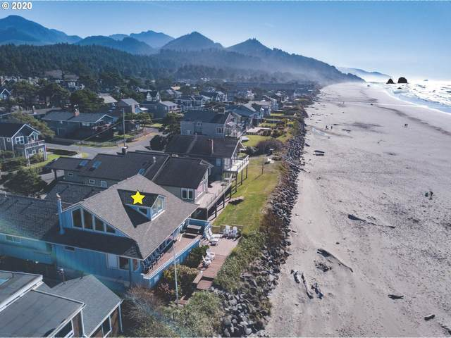 2940 Pacific St, Cannon Beach, OR 97110 (MLS #20221254) :: Lux Properties