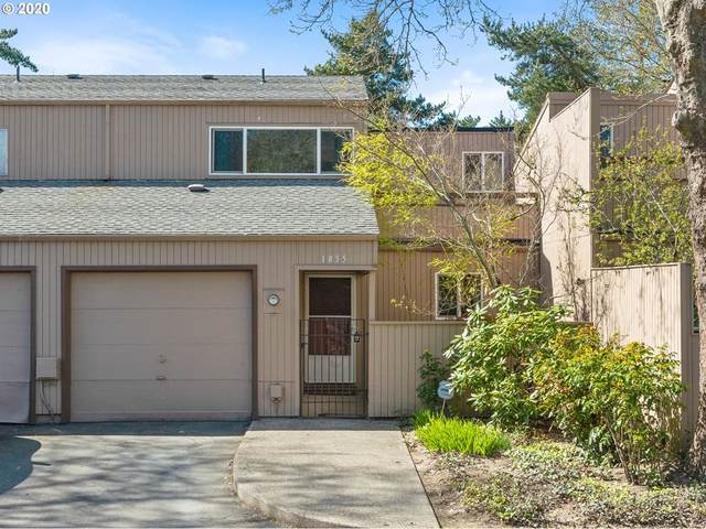 1855 NW Rolling Hill Dr, Beaverton, OR 97006 (MLS #20222281) :: Song Real Estate