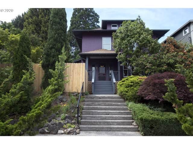 7409 N Knowles Ave, Portland, OR 97217 (MLS #20224001) :: Fox Real Estate Group