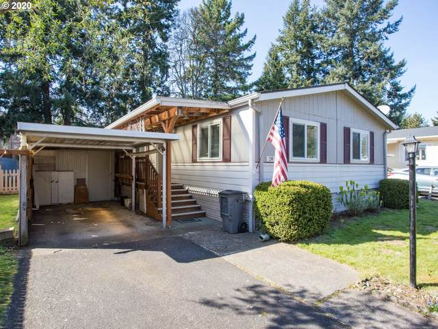 5404 NE 121ST Ave #20, Vancouver, WA 98682 (MLS #20230836) :: Next Home Realty Connection