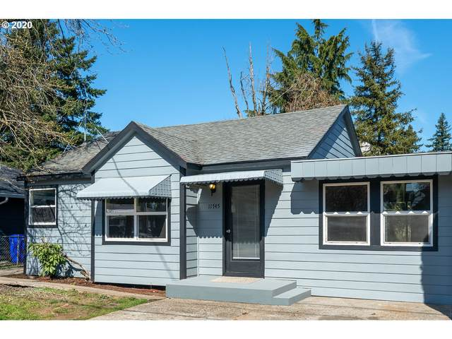 11745 SE Pine St, Portland, OR 97216 (MLS #20233264) :: Townsend Jarvis Group Real Estate