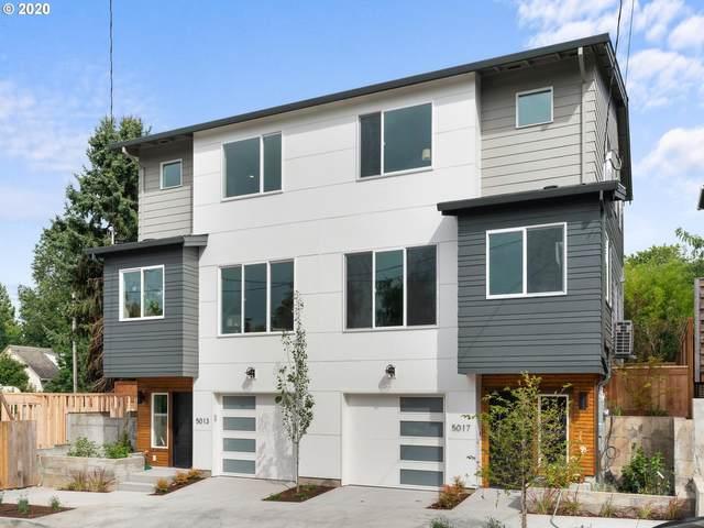 5013 SE Market St, Portland, OR 97215 (MLS #20241052) :: Song Real Estate
