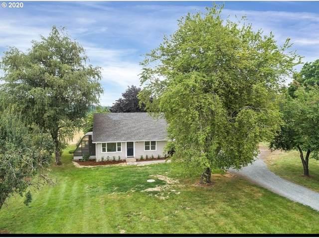 18045 S Strowbridge Rd, Oregon City, OR 97045 (MLS #20241229) :: McKillion Real Estate Group