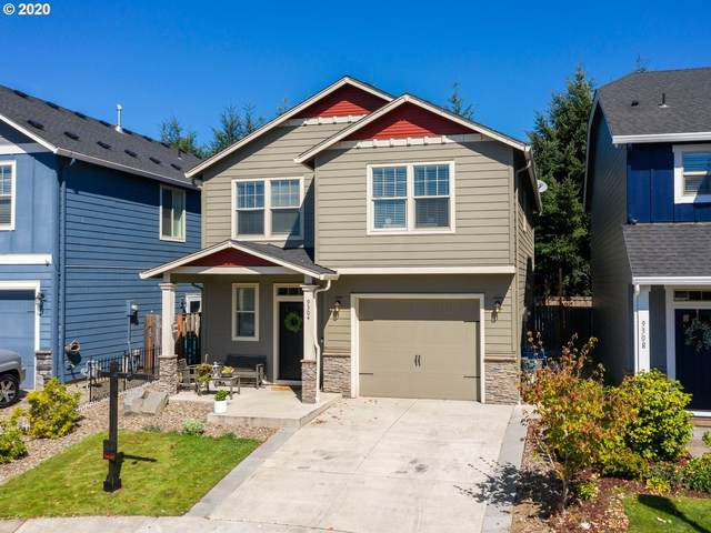 9304 NE 47TH Rd, Vancouver, WA 98665 (MLS #20246758) :: Fox Real Estate Group