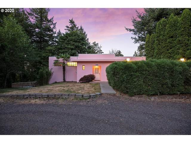 4636 SW Council Crest Dr, Portland, OR 97239 (MLS #20247228) :: Gustavo Group