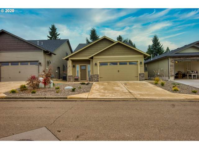 542 Wildcat Canyon Rd, Sutherlin, OR 97479 (MLS #20252672) :: Piece of PDX Team