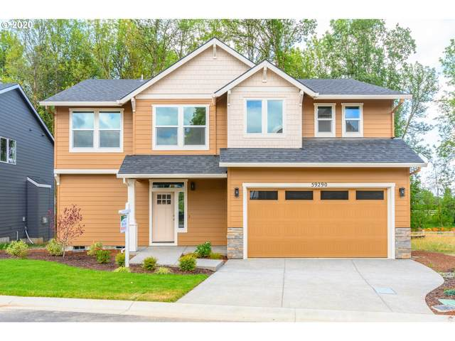 59290 Forest Trail Cir, St. Helens, OR 97051 (MLS #20254648) :: Beach Loop Realty