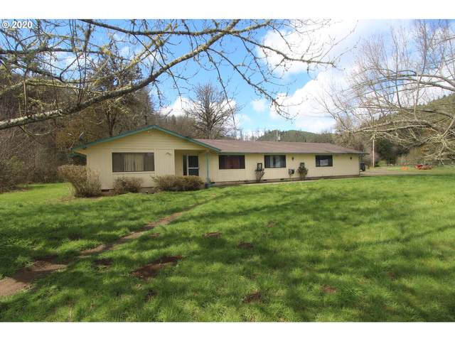 22124 Hwy 126, Noti, OR 97461 (MLS #20261696) :: Team Zebrowski