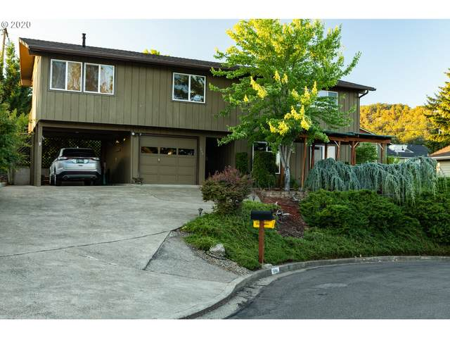 1844 NW Finch Ct, Roseburg, OR 97471 (MLS #20262233) :: Change Realty