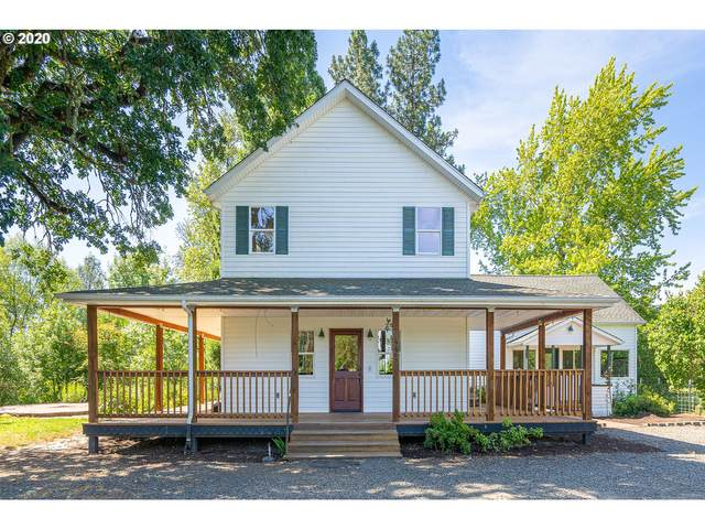93865 Territorial Hwy, Junction City, OR 97448 (MLS #20262646) :: Holdhusen Real Estate Group