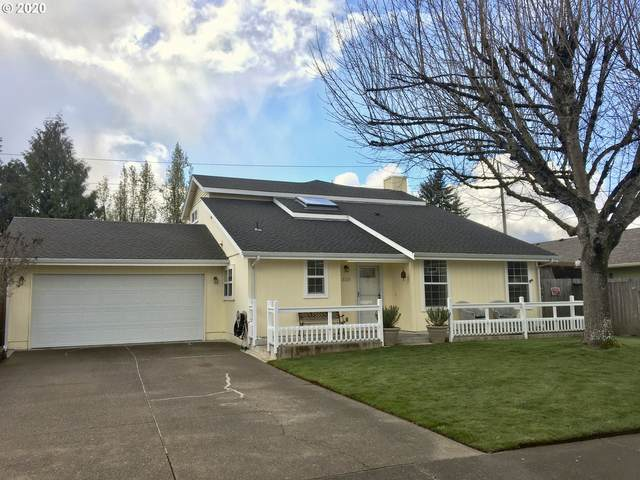 3319 Honeywood St, Eugene, OR 97408 (MLS #20263553) :: Song Real Estate