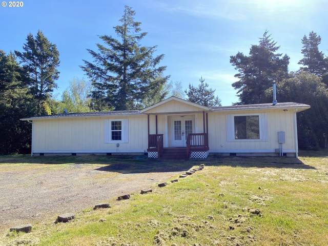 87815 Hwy 101, Florence, OR 97439 (MLS #20264701) :: Gustavo Group