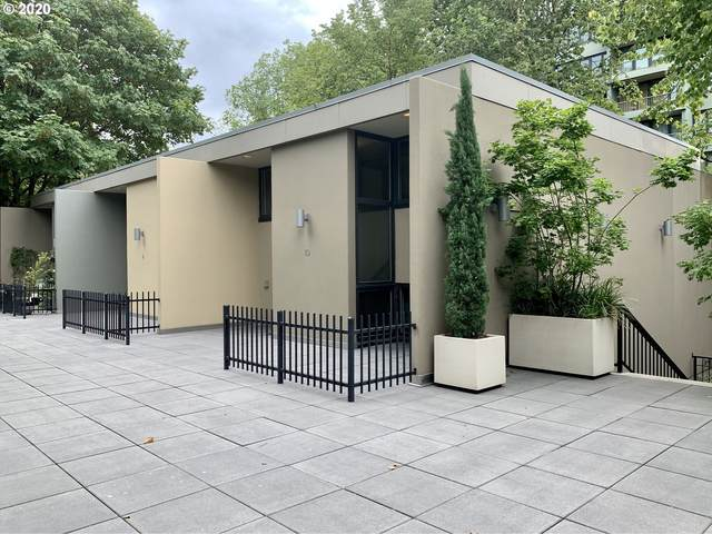 255 SW Harrison St Th10, Portland, OR 97201 (MLS #20270267) :: TK Real Estate Group